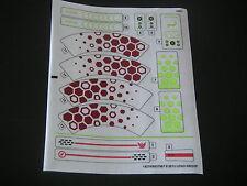 Lego Espace / Galaxy Squad - Sticker neuf pour set 70708 Hive Crawler