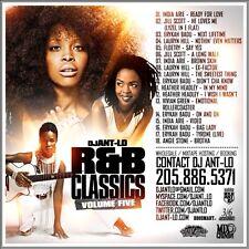 DJ ANT LO SOUL & R&B CLASSICS MIX CD VOL 5