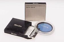 Minolta 52mm B12 (80B) un Filtro di conversione A D
