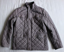 Tommy Hilfiger Men's Quilted Navy Coat Jacket Size L Large Good Used Condition