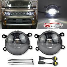 Led Fog Lights For Land Rover Range Rover Sport Mk3 Freelander 2 LF Discovery MK