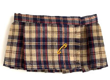 WEBKINZ Pet Clothing Kilt Skirt  BM