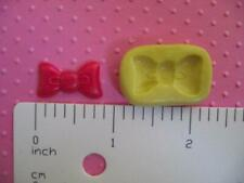 hair BOW flexible Silicone mold for fondant polymer clay chocolate toppers