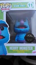 Funko POP ! Herry Monster 11 - Sesame Street - Exclusive -