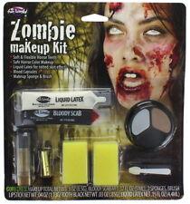 Maquillage de scène multicolores horreur pour déguisements et costumes