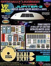 "TSDS 116 1/35 LiS Jupiter 2 Spaceship Decal & Vinyl Set for MOE 18"" Model"