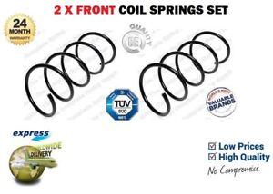 FOR MERCEDES C180 W203 CLC180 CLC200 KOMPRESSOR CL203 2X FRONT COIL SPRINGS SET