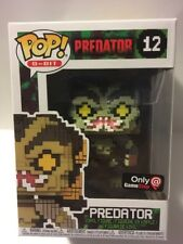 FUNKO POP! 8-BIT #12 PREDATOR GAMESTOP EXCLUSIVE