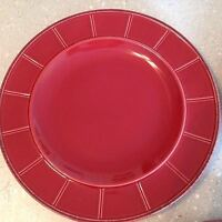 COUNTRY LIVING ~COOPER RED~ DINNER PLATE