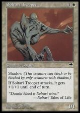 MTG 4x SOLTARI TROOPER - Tempest *Soldier Shadow*