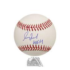 Greg Maddux HOF 14 Autographed Official MLB Baseball - BAS COA