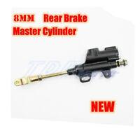 125cc 110cc BLACK REAR PIT DIRT BIKE HYDRAULIC BRAKE MASTER CYLINDER PITBIKE 8mm