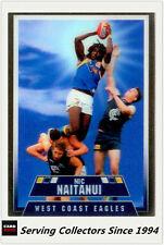 2012 Select AFL Champions The Screamers 3-D card SC12 Nic Naitanui (West Coast)