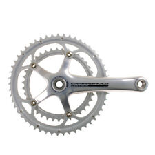 New Campagnolo Centaur Ultra-Torque 10 Speed Silver Alloy 39/53 Crankset 170mm