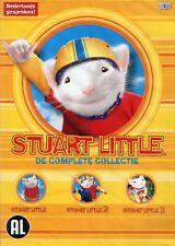 Stuart Little : De complete collectie (3 DVD)
