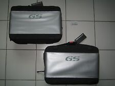 Satz original BMW Innentaschen Variokoffer R1200GS F800GS F650GS-twin inner bags