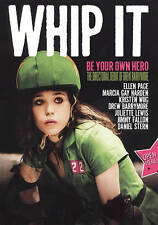 Whip It, New DVD, Mary Callaghan Lynch, Drew Barrymore, Kristen Wiig, Sarah Habe