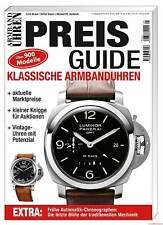 Fachbuch Preisguide Armbanduhren-Klassik-Katalog 2013 5. Auflage viele Infos NEU
