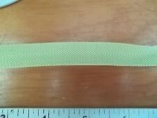 Foldover Elastic 5/8 Mint GREEN Chevron 5 yds. Baby Headbands Lingerie