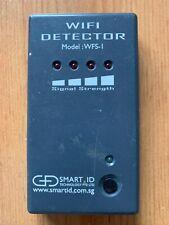 Smart ID WiFI Detector Model WFS-1