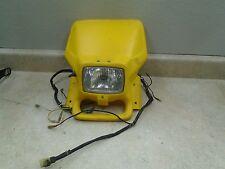 Atk 350 Rotax Ahrma Used Headlight Shroud Unit 1992 Rb Rb22