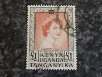 K.U.T POSTAGE STAMP SG180A VERY FINE USED