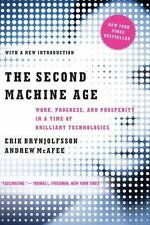The Second Machine Age : Work, Progress, and Prosperity in a Time of Brilliant T