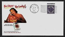 1951 Halloween Lucky Strike Cigarettes Featured on Collector's Envelope *X100
