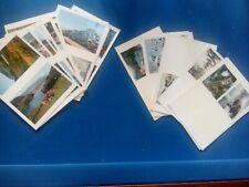 Lot De 42 Cartes Postales+ Cartes De Voeux Trains, neuves , non écrites