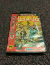 Eternal Champions (Sega Genesis, 1993)
