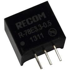 RECOM R-78E3.3-0.5 DC/DC Schaltregler In 6V-28V Out 3,3V 0,5A Converter 855462