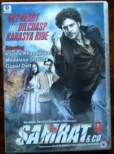 SAMRAT & CO HINDI BOLLYWOOD MOVIE(2014)DVD QUALITY PICTURE ENGLISH SUBTITLES