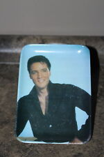 Elvis Presley Tip Tray Plastic Small Tray with picture of Elvis Bar Accessory