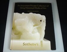 Sotheby's Chinese Qing Historical Works of Art HK Auction Catalog     52373