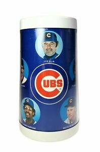 Chicago Cubs Thermo Serv Insulated Cup Elia Jenkins Moreland Buckner Durham 1980