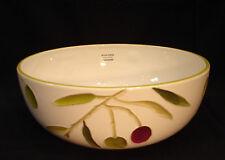 "Olive by Sonoma Home LARGE SALAD SERVING BOWL 10 3/4"""