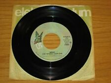 "70's ROCK 45 RPM - BREAD - ELEKTRA 45365 - ""LOST WITHOUT YOUR LOVE"""