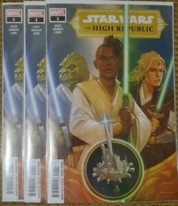 STAR WARS THE HIGH REPUBLIC #1 NM+ 2021 PHIL NOTO / 1ST PRINT! Cover A