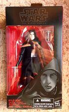 "Star Wars Kylo Ren Unmasked - The Black Series - Hasbro 6.0"" Action Figure - MIB"