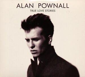 Alan Pownall - True Love Stories  *** BRAND NEW CD ***