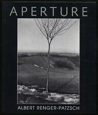 Aperture 131 Albert Renger-Patzsch / First Edition 1993
