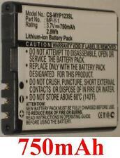 Batterie 750mAh type BAT05BPR MP-Y-1 Pour Polaroid PRO1021