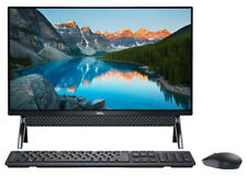 Dell Inspiron 5400 23.8 in (256GB SSD, Intel Core i3 11th Gen., 4.10 GHz, 8GB) All-in-One PC - Black - hdi540000au