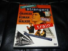 Strangers on a Train (Two-Disc Special Edition, 2 Dvd) Leo G. Carroll Hitchcock
