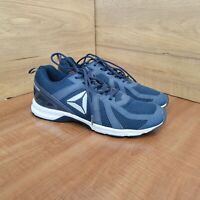 Reebok Runner Blue Mesh Athletic Running Sneakers Men's Size 11.5 Shoes