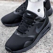 9fee815505 NIKE AIR MAX TAVAS Sneaker Herren Herrenschuhe Turnschuhe Black Neu  705149-010