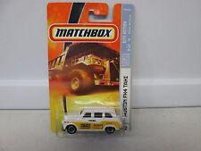 Matchbox City Action Austin FX4 Taxi White No 52