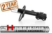2 FRONT SHOCK ABSORBERS FOR TOYOTA RAV4 III/01.2006-> /GH-354519P
