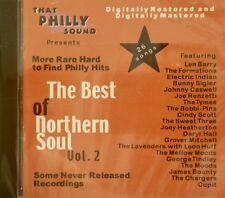 THE BEST OF NORTHERN SOUL - Volume #2 - 26 VA Tracks