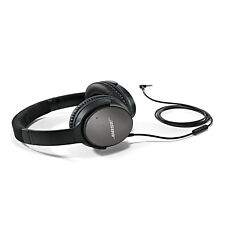 Bose QuietComfort 25 Acoustic Noise Cancelling Wired Headphones for Apple Black